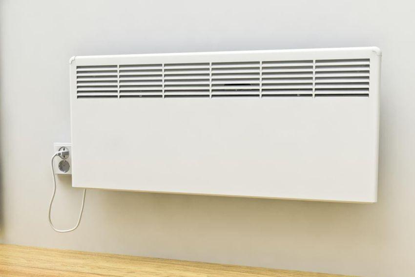 Традиционным способом отопления гаражного помещения является конвекторный обогреватель