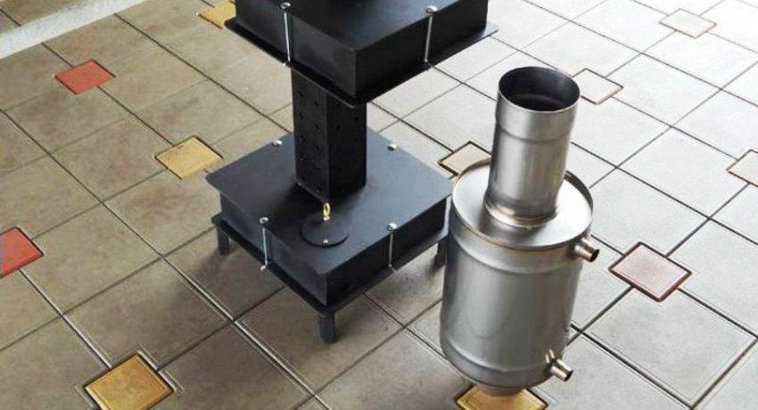 Печь на отработанном масле: варианты изготовления устройства своими руками