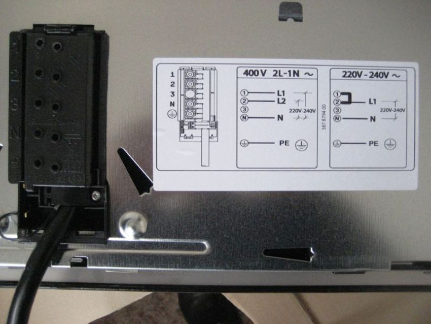 Перед началом установки варочной поверхности Электролюкс, необходимо изучить все нюансы работы