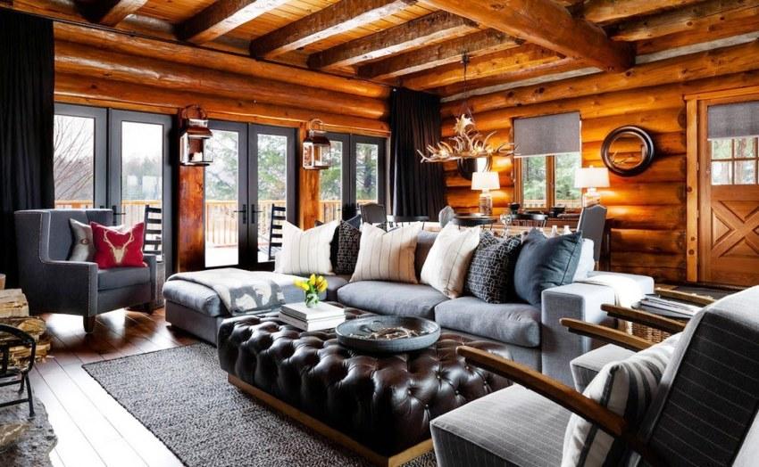 Ремонт деревянного дома имеет свои особенности, знание которых позволяет проводить переделку или перестройку домов малыми средствами