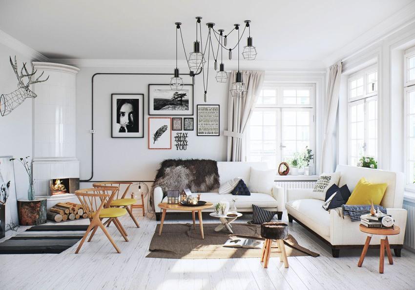 Обивка мягкой мебели должна быть выполнена из натуральных тканей, таких как лен или хлопок