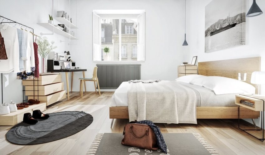 Создать скандинавский стиль в интерьере собственной квартиры можно самостоятельно
