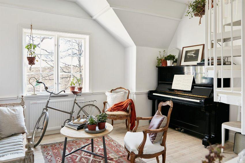 Универсальность, простота, практичность и красота стиля скандинавских стран притягивает внимание еще и своей доступностью в плане дизайнерских решений