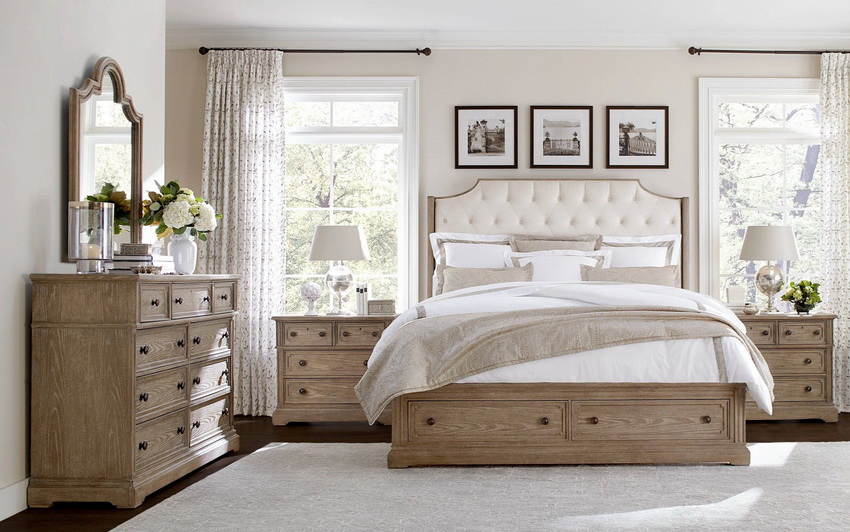 Мебель из древесных материалов значительно дешевле деревянной, но и уступает ей по качеству