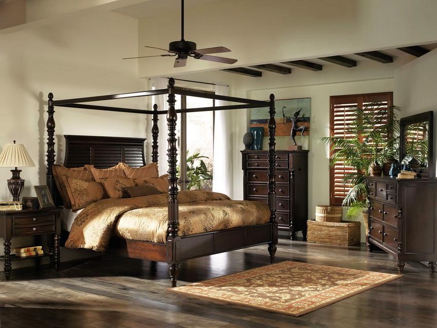 Стоимость спального гарнитура зависит от материала, сложности изготовления и комплектации