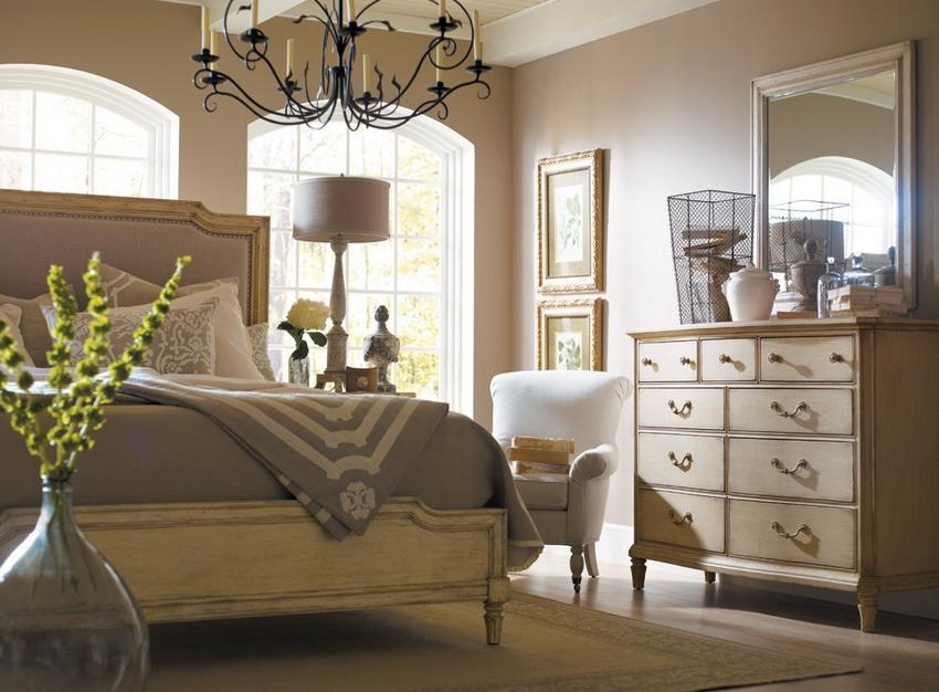 Спальный гарнитур: фото стильных и красивых комплектов мебели подробно, с фото