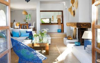 Средиземноморский стиль в интерьере: умиротворение, покой и свежесть в каждом доме