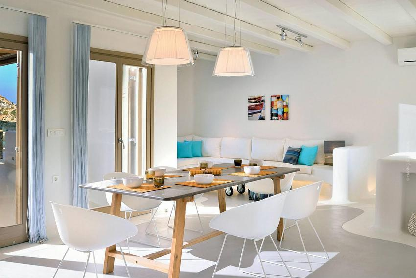 Главное в дизайне квартиры в средиземноморском стиле создать простор и изобилие света