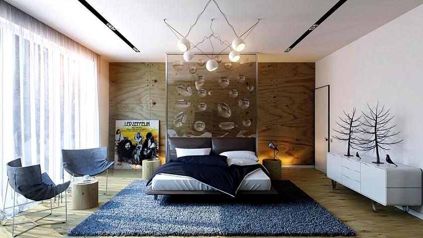 Стиль модерн в интерьере: утонченность, изящество в сочетании с комфортом подробно, с фото
