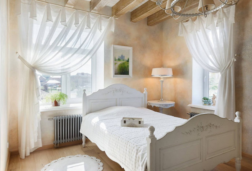 Прованс - один из наиболее популярных стилей интерьера в силу своей изящной простоты