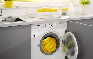Встраиваемая стиральная машина: выбор надежной и эффективной модели