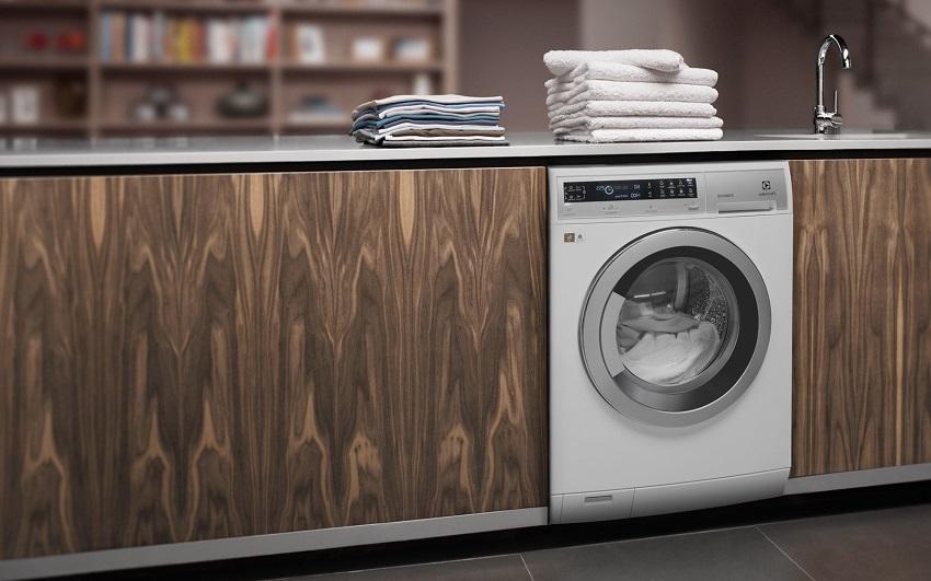 Electrolux занимают лидирующие позиции в рейтингах интегрируемых стиральных машин