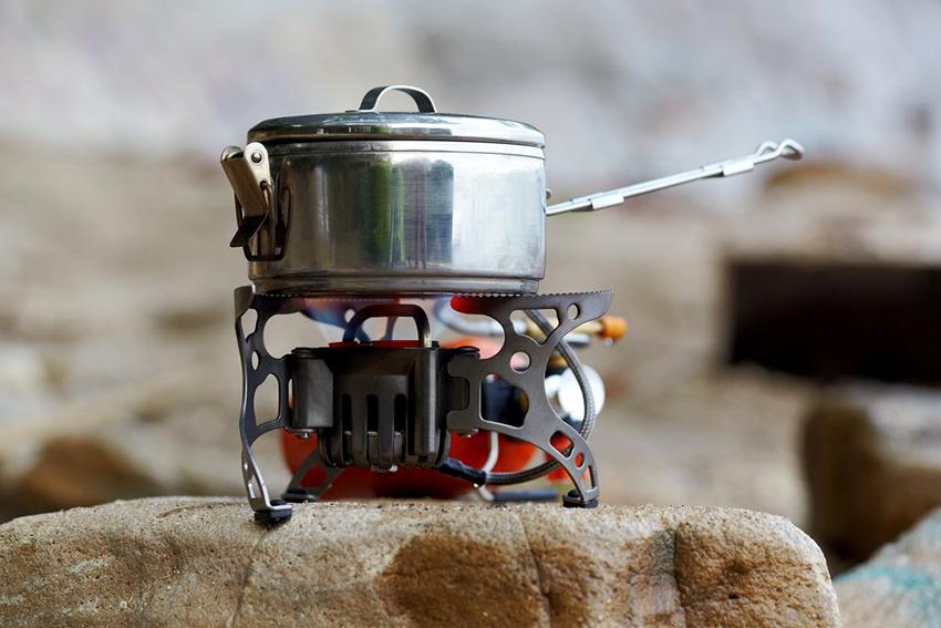 Горелки со шлангом максимально удобны в использовании, они подходят для приготовления сложных блюд