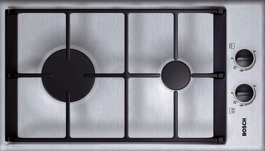 Газовая плита Bosch PCD 345 FEU отличается надежностью и долговечностью