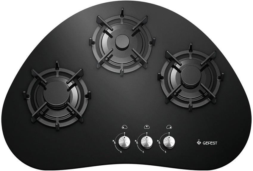 Плита Gefest CH 2120 обладает полезными дополнительными функциями и стильным дизайном