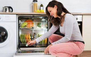 Встроенная посудомоечная машина: современная техника для комфортного быта