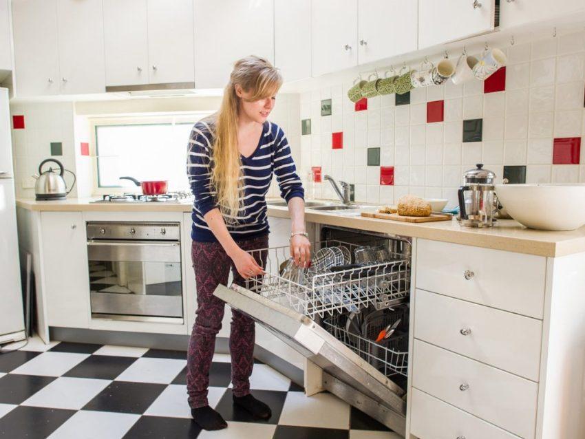 Встроенные посудомоечные машины 60 см имеют больший набор программ