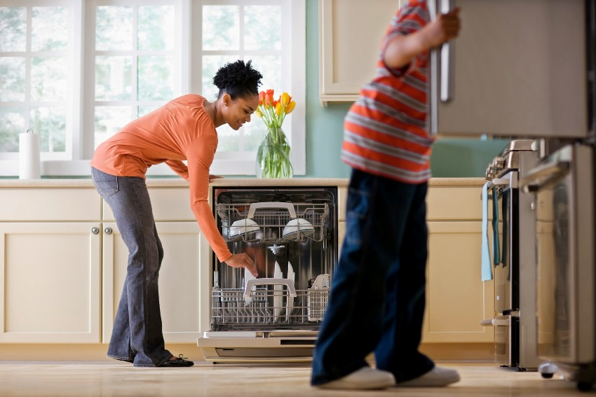 Практически все владельцы довольны наличием и качеством работы встраиваемых посудомоечных машин