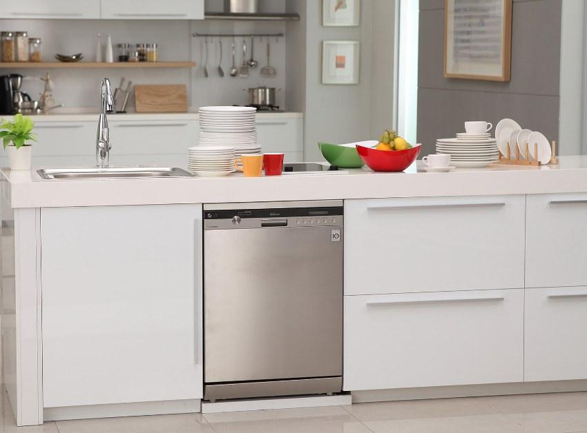От размеров встраиваемой посудомоечной машины напрямую зависят ее функциональные возможности
