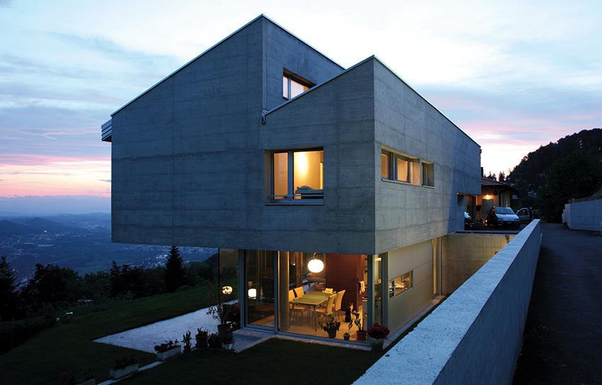 При наличии качественной отделки здания из газобитона внутри образуется комфортный микроклимат