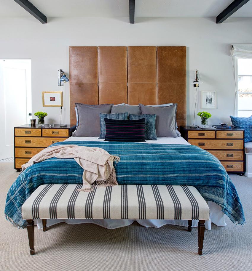 Как правило, стандартные европейские кровати имеют форму прямоугольника
