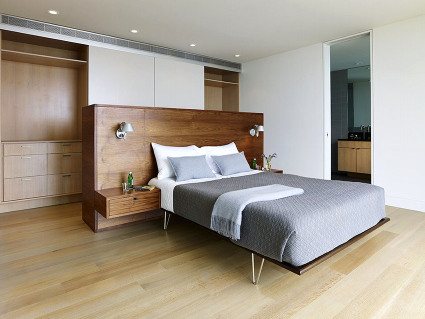 Кровати из МДФ и ДСП уступают по прочности деревянным и металлическим, но при этом стоят на порядок дешевле