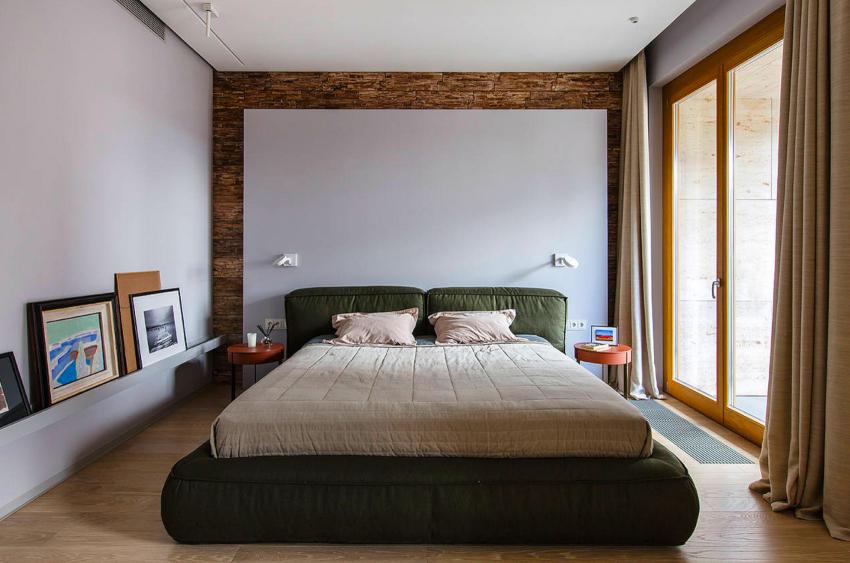Чтобы определиться с длиной кровати, нужно к росту человека дополнительно прибавить 30 см