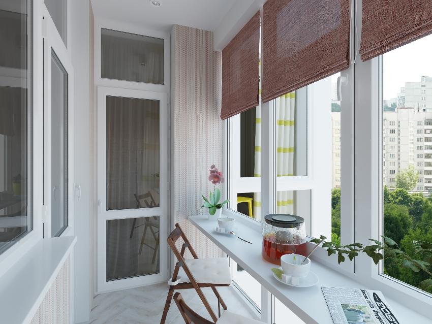 Для того чтобы определиться с дизайном конструкции французского балкона, необходимо понимать для чего планируется его создание