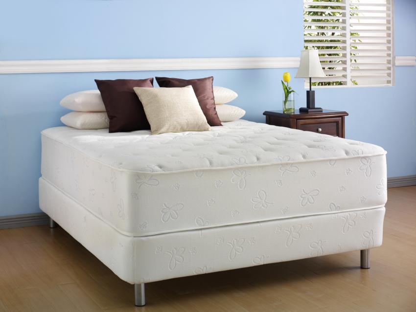 Матрас для кровати Орматек Ocean Max изготавливают из мемориформа, повторяющего очертания тела человека