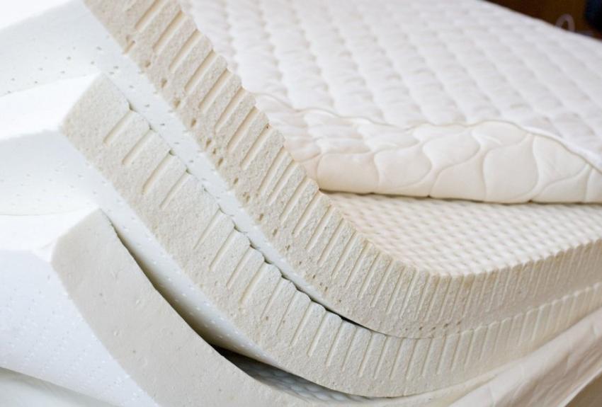 Природный латекс для изготовления матрасов изготавливается из сока гевеи