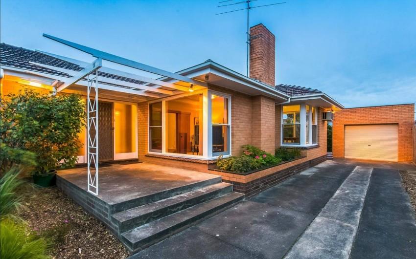 Форма дома в европейском стиле максимально приближена к квадрату