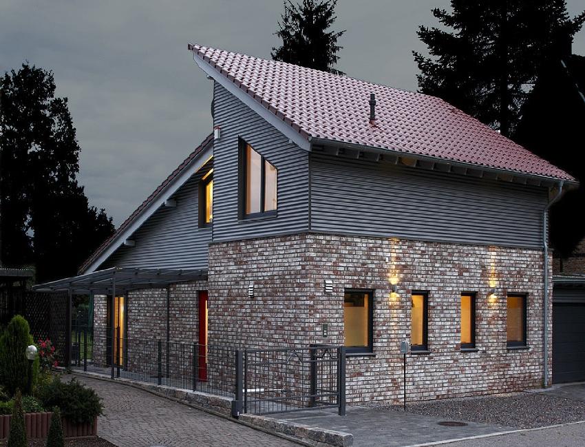 Современные дома в европейском стиле – это сочетание практичности и комфорта