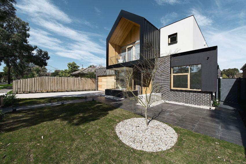 Современные проекты домов в стиле минимализм – это стильный облик и лаконичный дизайн