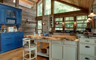 Кухня в стиле кантри: теплый и уютный уголок в лучших сельских традициях
