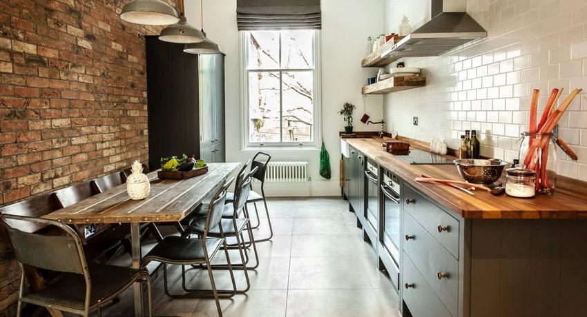 Кухонные гарнитуры для маленьких кухонь: особенности обустройства небольшого пространства