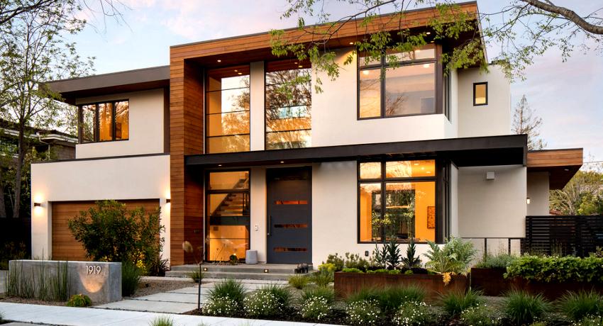 Проект дома из пеноблоков с описанием: от планировки до отделки