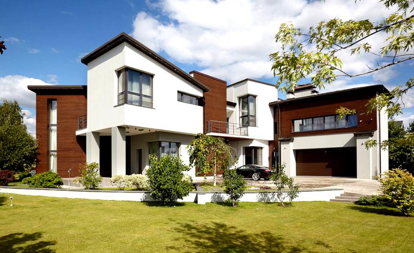 Построить дом из пеноблоков смогут даже строители, не имеющие высокой квалификации