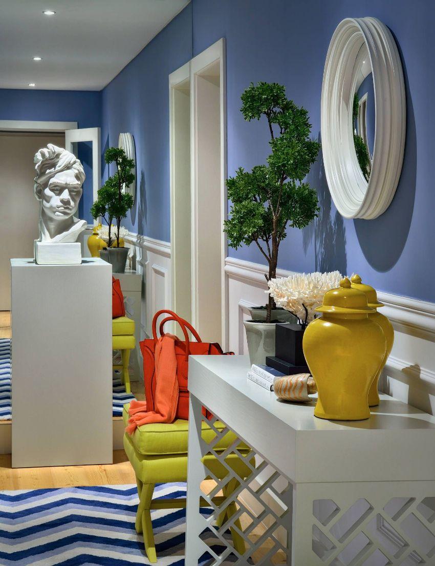 Пуфы — вполне самостоятельные единицы мебели, и могут использоваться как для создания комфорта, так и для расстановки ярких дизайнерских акцентов