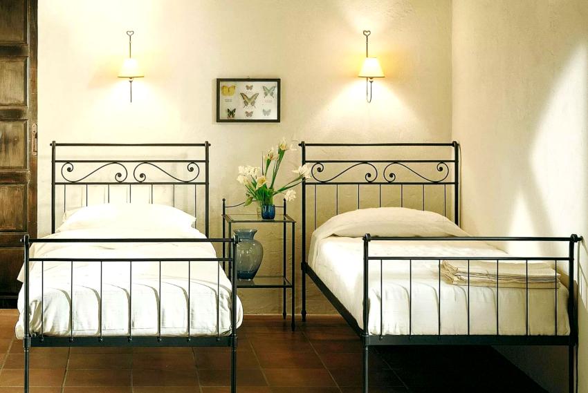 Стандартная длина односпальной кровати составляет 190 см