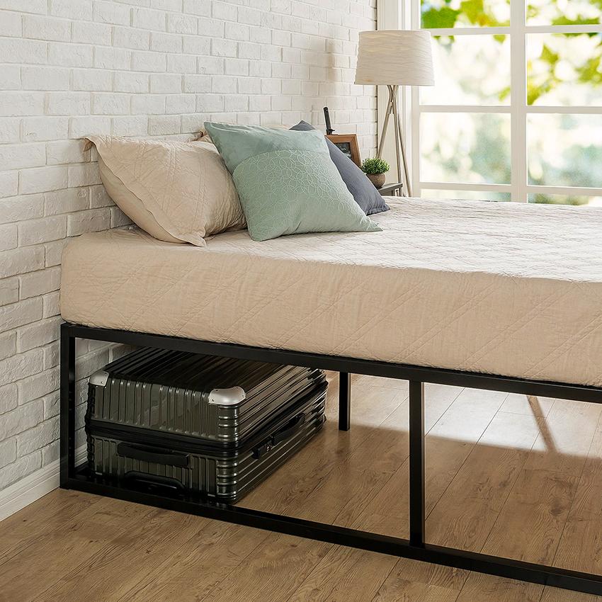 Габариты матраса должны соответствовать размеру кровати