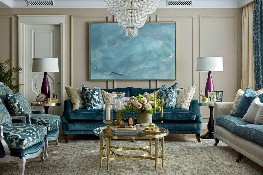 Мебель в интерьере современного стиля должна быть не только красивой, но и максимально функциональной