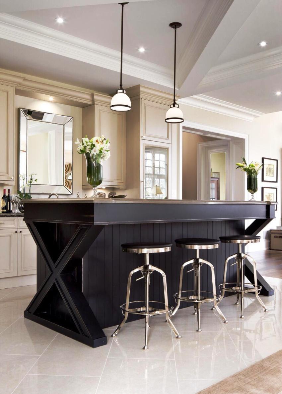 Кухня в стиле неоклассика – красива, благородна, уютна, практична и гармонична