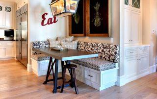 Диван на кухню: практичная и удобная мягкая мебель