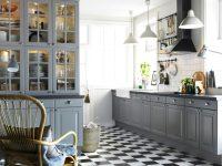 Перед покупкой сборной мебели Икеа, нужно заранее выполнить замеры кухонного пространства