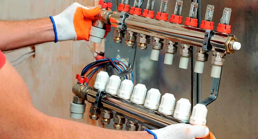 Коллекторы для отопления: гарантия эффективной работы системы обогрева