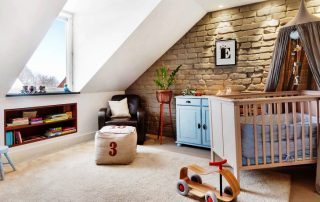 Комнаты в стиле лофт для детей любого возраста: свобода для творчества