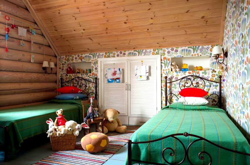 Кованые кровати прочные и выносливые, что является обязательными условиями при выборе мебели для детей