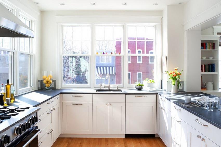 Не важно из какого материала сделана кухня, главное, чтобы мебель была надежной и качественной