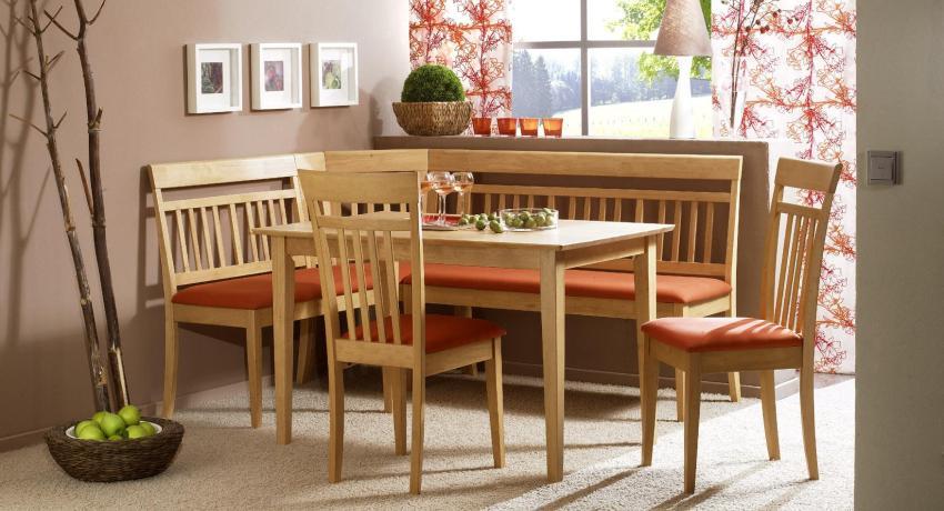 Кухонный уголок: комфортабельная и функциональная мебель для кухни