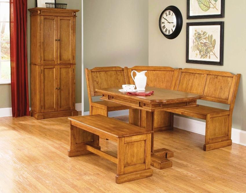 Уголки для кухни с жестким местом для сидения менее комфортабельны чем с мягким